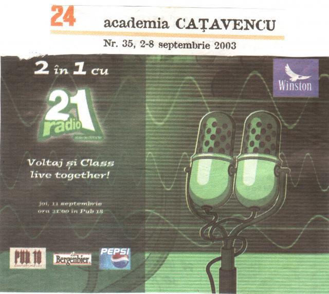 Ac Catavencu - Voltaj&Class