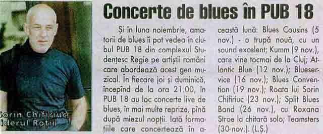 Concerte Blues