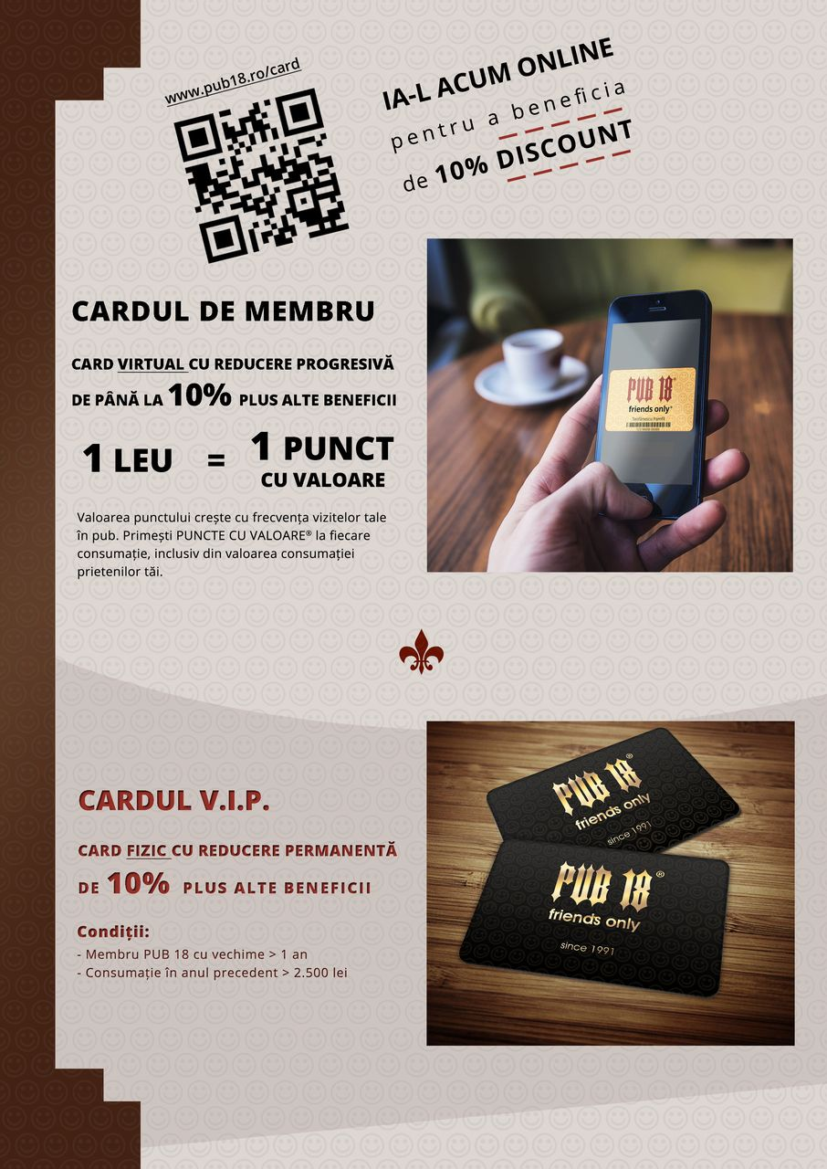 Informatii despre card