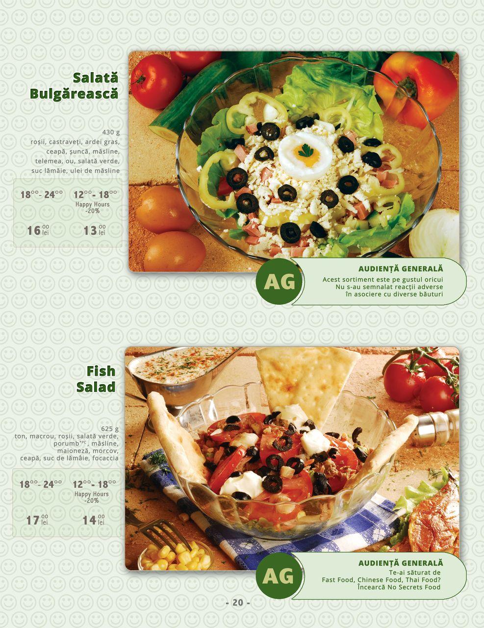 Bulgareasca si Fish