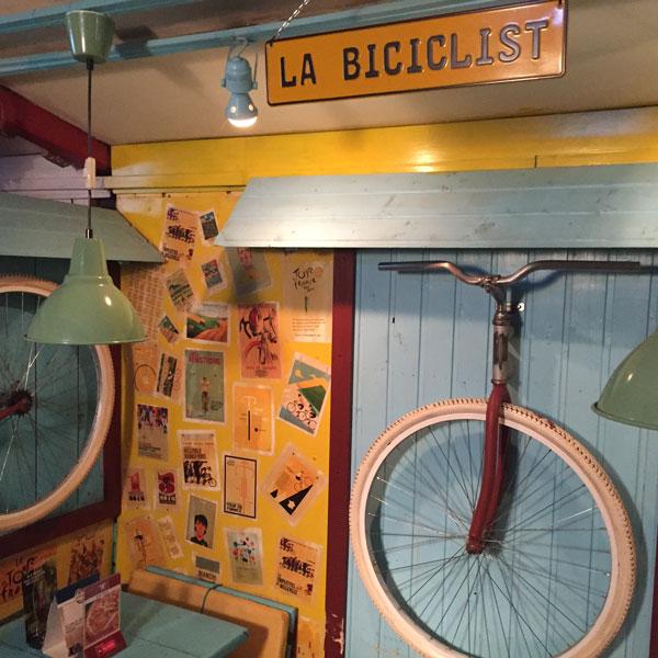 Biciclistul