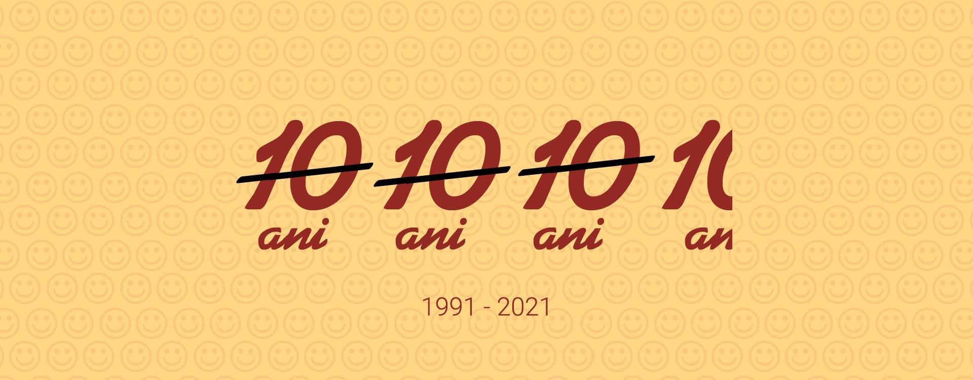 30 de ani de PUB18